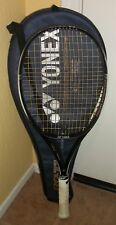 Yonex RQ TI Pro Long Tennis Racquet Very Good Condition With Bag Grip Size 4 3/8