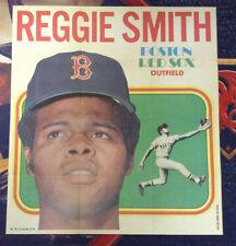 Reggie Smith 1970 Topps Poster #20 Boston Red Sox - Ships FREE!