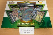 Pokémon - Red & Blue Collection Box Generations 20th Anniversary : Venusaur EX