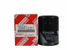 TOYOTA OEM Engine-Oil Filter 90915YZZF1