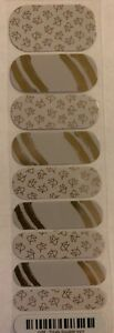 Jamberry Nail Wraps Half Sheet Totally Kissable Retired