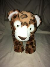 Kohl's Cares For Kids Eric Carle Leopard Cheetah Plush Stuffed Animal Spots Toy