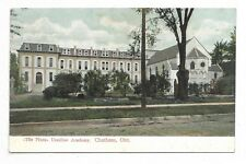 Kent County CHATHAM, ONTARIO The Pines, Ursuline Academy - Circa 1909