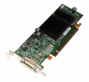 Dell ATI Radeon 0P4007 X300 128MB PCI-E Small Form Factor Graphics Card