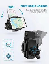 Mpow Car Air Vent Phone Mount Holder 3 Level Adjustable Phone Holder