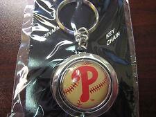 Philadelphia Phillies Spinning Key Chain - 2008 World Series