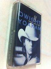 DWIGHT YOAKAM, IF THERE WAS A WAY, CASSETTE