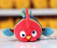 "New Disney TSUM TSUM Heihei Mini Soft Plush Toys Screen Cleaner 3.5""/9cm"