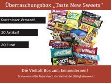 """Überraschung Box """"Taste New Sweets"""" - Süßigkeiten aus der ganzen Welt! NEU!!!"""