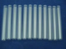 Case 1000 PYREX Disposable Culture Tubes 10ml 13mm X 100mm # 99445-13