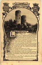 CPA  Cháteau de Cinq-Mars  (Indre-et-Loire) -Le bourg de Cinq-Mars (229117)