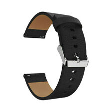 For Fitbit Versa Lite Watch Strap Watch Band Genuine Leather Bracelet Band