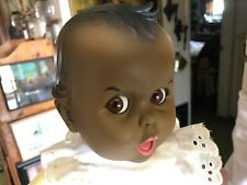 """Antique 17"""" Gerber Baby Doll ~1979~Usa~Atlanta Novelty, Card & Tag Attached"""