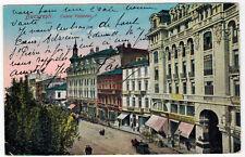 Victory Road, Bucarest, Romania, 1910s
