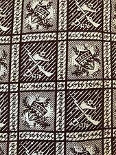 Rare Unused Antique Centennial Fabric 1876