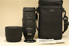 SIGMA AF APO 120-400mm f/4.5-5.6 DG OS HSM for Sony Minolta Alpha Mount JAPAN