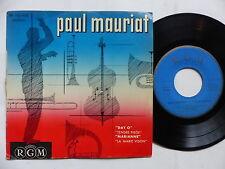 PAUL MAURIAT Day O / Tendre piege / Marianne .. RGM 10102