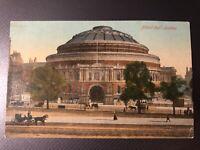 Albert Hall London Vintage Valentine's Series Postcard