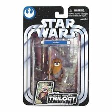 """Star Wars Orginal Trily Collection WICKET THE EWOK 3.75"""" toy figure boxed RARE"""