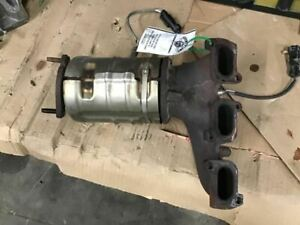 Driver Exhaust Manifold 3.7L Front Fits 11-15 MKX 568902