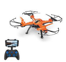 LH X16WF 2.4GHz 4CH 6Axis Gyro RC Quadcopter Live Video App Control WIFI Drone