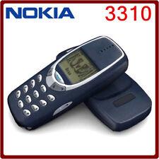 Unlocked Nokia 3310 Mobile Phone Classic Genuine Refurbished