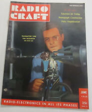 Radio Craft Magazine Nomograph Construction June 1946 102914R1