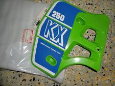 Kawasaki KX 250 G 1989 Shroud L.H 49089-5072-6W NOS