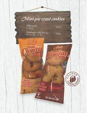 Mini Coyotas Jamoncillo con nuez (Milkfudge with pecans) (28packs (4/each pack)