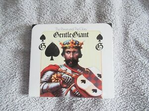 GENTLE GIANT CD BUNDLE
