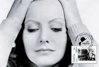 Spain 2013 - The world of cinema - Greta Garbo maxicard