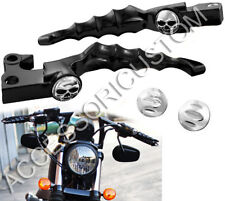 LEVE NERE HARLEY DAVIDSON SPORTSTER IRON NIGHTSTER 48 FORTY EIGHT BOBBER LOW 883