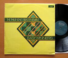 ZRG 895 Easy Winners The Philip Jones Brass Ensemble 1978 Argo Stereo NM/VG