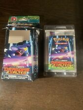 Pokemon Cards - Opened Dragons Exalted Set Garchomp Art Dragon Speed Theme Deck