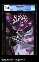 Marvel Comics - Silver Surfer Black #1 (Ryan Brown Cover Variant) - CGC 9.8