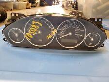2004 2005 2006 2007 2008 JAGUAR X-TYPE CLUSTER SPEEDOMETER 4X4F-10849-EH