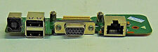 Dell Inspiron 1545 USB Ethernet VGA DC-IN Charger Board 48.4AQ03.C11