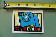 New listing Nevada State Flag Born Battle V12 Vintage Surfing Water Transfer Window Decal