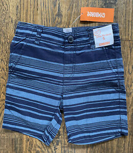 NEW Gymboree Boy's Kid Prep Fit Shorts 5T 5 years yrs - NWT