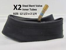2x Inner Tubes  HOTA Pram / Stroller / Bike - Size: 12 1/2 x 2 1/4
