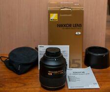 Nikon NIKKOR AF-S 105-105mm F/1.4 E ED Lens beautiful lens
