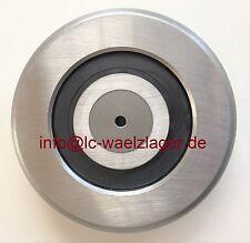 Stützrolle / Mastrolle für TOYOTA-Stapler 35 x 114,5 x 28 mm