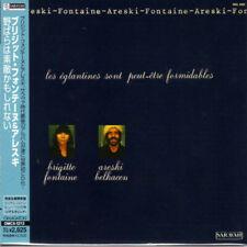 CD Brigitte FONTAINE & Areski BelkacemLes Eglantines Sont Peut-Etre Formidables
