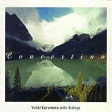 KURAMOTO,YUHKI-WITH STRINGS: CONCERTINO (Importación USA) CD NUEVO