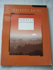 Great Source Daybook of Critical Reading and Writing Grade 8 Teacher's Guide