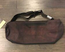 Adidas Yoga Mat Shoulder Bag Wanderlust Black Orange CD8515 New Women's Men'