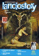 Lanciostory Anno XXXIII N°50/ 17/DIC/2007 - Settimanale di fumetti - Edit. EURA