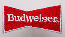 BUDWEISER BEER Embroidered Iron-On Patch- MIX 'N' MATCH - #1K05