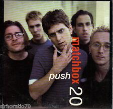 MATCHBOX  20 TWENTY Push CD Single - Card Sleeve