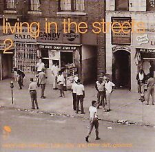 Living in the Streets, Vol. 2 by Various Artists (CD, Sep-2001, BGP (Beat...